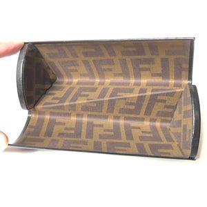 Fendi Sunglass Leather Hardcase